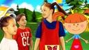 Детские песенки - Детские песенки - Жила - была Царевна Зарядка с Царевной