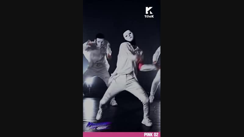 17.10.18 Твиттер 1theK(원더케이) [DANCE WAR(댄스워)] Spin Off- Round 1 Fancam ver.(스핀오프-라운드 1 직캠 ver.)
