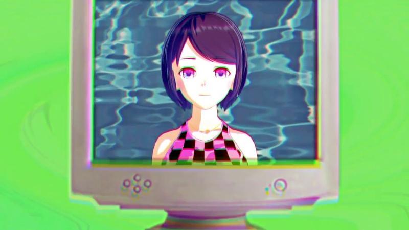 蒸気ナミ0013 Aquamarineストーリー