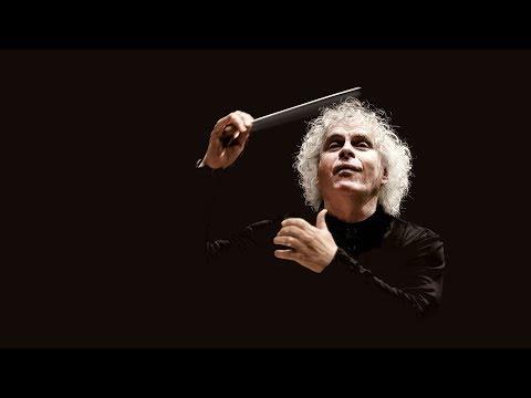 Janácek Sinfonietta, Sibelius Symphony No 5 LSO Sir Simon Rattle