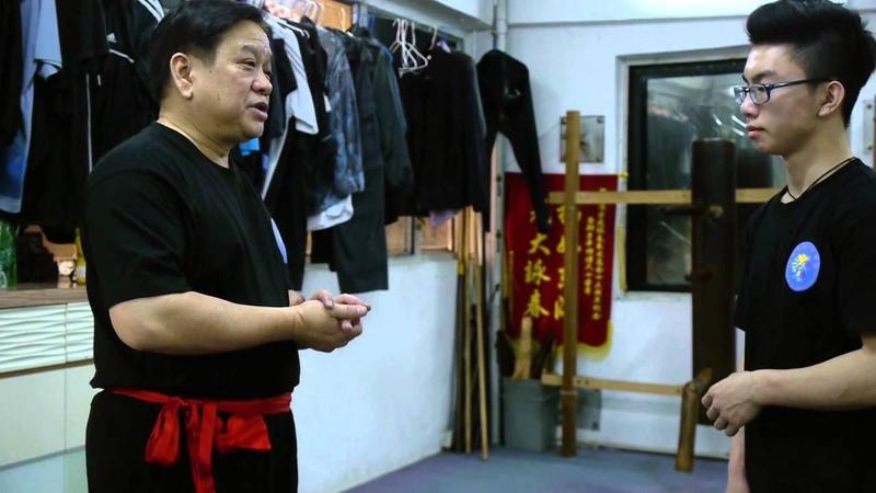 武術頻道 標指 Biu Jee concept