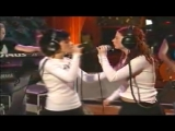 t.A.T.u. - All The Things She Said (Sessions@AOL Performance, February 27, 2003)