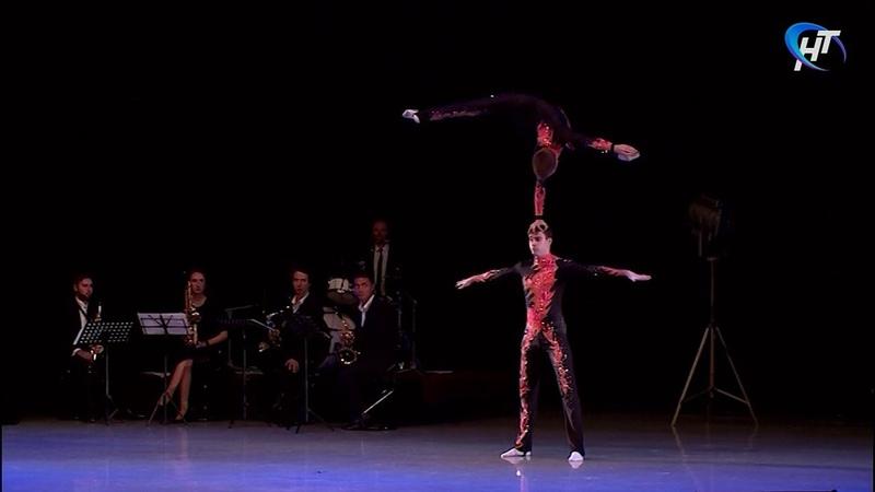 Танцевально акробатическая школа «ТАШ» отметила двадцатилетие