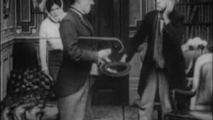 Веселящий газ Laughing Gas 1914