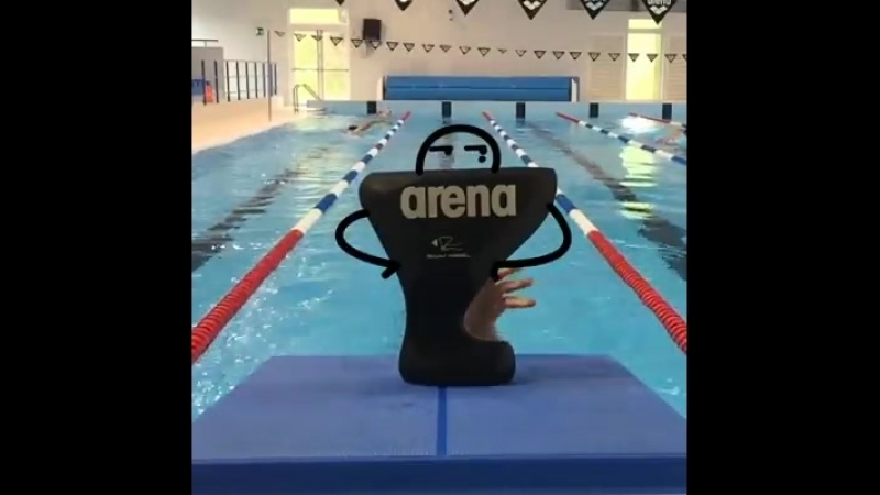 The Swim Keel, catch him while you can @... - arena Water Instinct