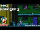 Робокоп 3 игра на Денди Полное прохождение 1992 RoboCop 3 NES Walkthrough