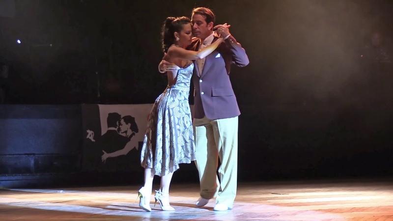Pablo Inza y Sofia Saborido - A la luz del candil - Abrazo Tango Metz Festival 2018