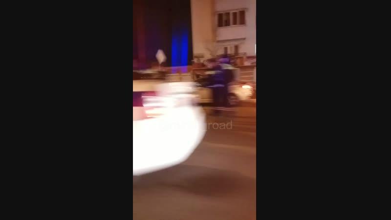 15.12.18 ДТП пр. Ленина красное БМВ