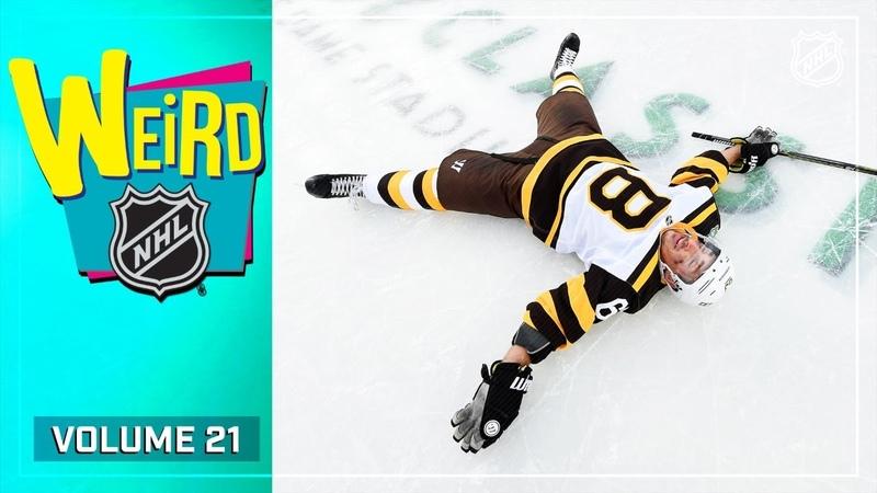 Weird NHL Vol. 21 Back for 2019!