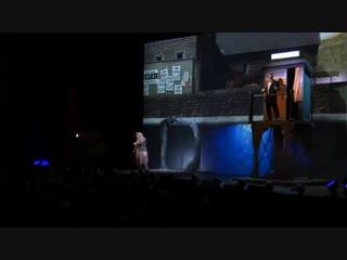 The League of Gentlemen Live Again - Песня Таббс и Эдварда (2018)
