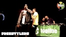 Freestylers Feat Navigator Tenor Fly Live @ YAAM Berlin 02 10 2014