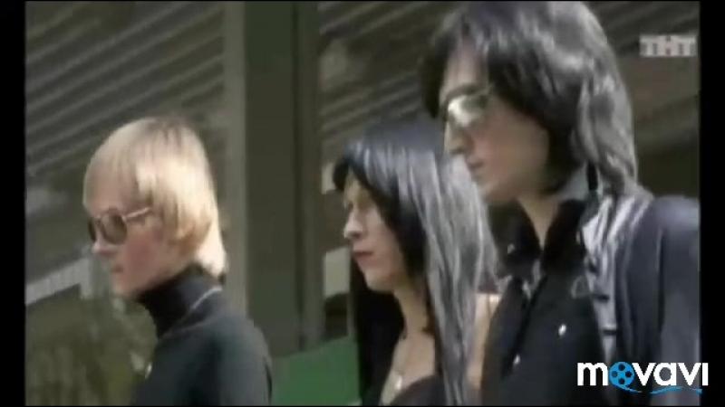 Отрывок из клипа Голоса Илоны Новоселовой и Александра Шепса