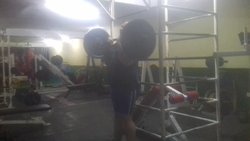 Strict biceps curl 55kg*8reps*3sets