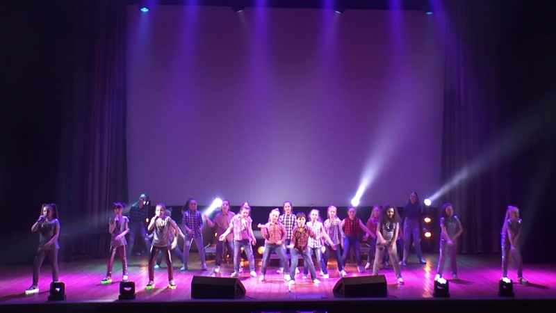 Группа KitKat Stop People Live Шоу Перезагрузка