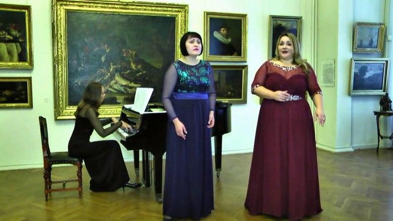 Вокальный дуэт Меццо-Сопрано(г. Севастополь)