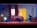 Батл Скользкая комната - Любимый город - Лига Смеха, вторая игра 1-8, 11 апреля 2015.mp4