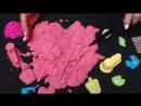 АСМР Кинетический песок, шепот, триггеры | ASMR: Kinetic Sand, Relax, Tingles, And Sleep | Whisper