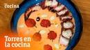 Cómo hacer ajoblanco con pulpo a la brasa - Torres en la Cocina | RTVE Cocina