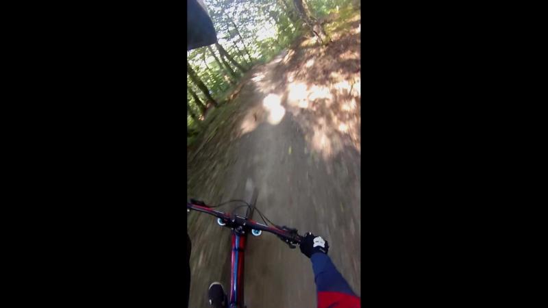Медвежий угол 2018 Sochi Mountain Bike Trail