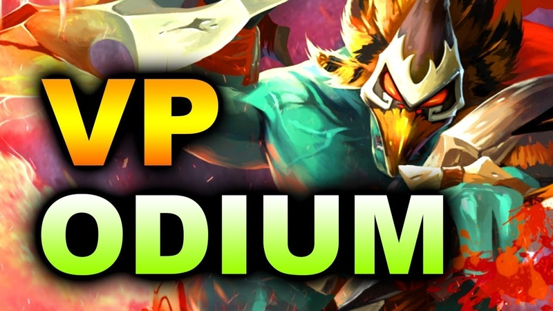 VP vs ODIUM - RAMPAGE CIS QUALS - KL MAJOR DOTA 2