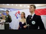 Областной кадетский бал