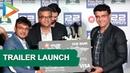 UNCUT: Sourav Ganguly, Barun Sobti @Trailer launch of '22 Yards' | Part 2