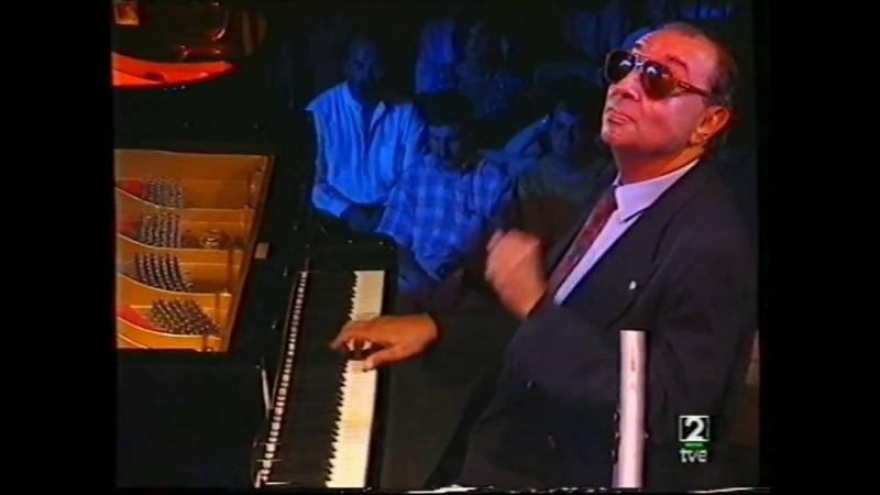 TETE MONTOLIÚ CHICK COREA - Blue Bossa (Vitoria - Gasteiz, 1995)