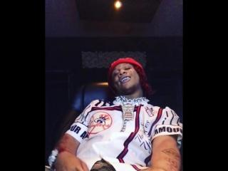 Snippet: Trippie Redd — «Talk that shit! Can I rap?»