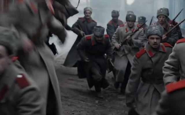 Октябрьская революция 1917 г. (К фильму «Троцкий».) | Trotsky