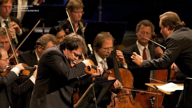 Tschaikowsky: Violinkonzert D-dur / Sergej Krylov / Karel Mark Chichon / DRP