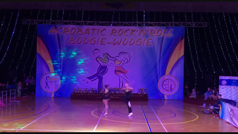 Ольга Данилюк и Владислав Терещенко обладатели бронзового Кубка Украины танцевалка