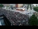 Jo Kater 27. August um 2214 · Nur ein paar Leute in Chemnitz 😂 wenn die Presse fragt 👍🏻