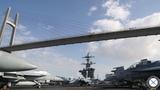 USS Abraham Lincoln Transits Suez Canal