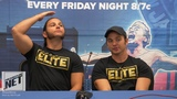The Young Bucks answer media questions before NJPW's G1 Special in San Fransisco