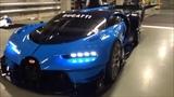 самая быстрая машина в мире 2016 Bugatti Vision Gran Turismo характеристики