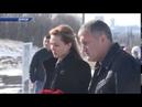 Лидер Южной Осетии возложил цветы в парке им. Александра Захарченко