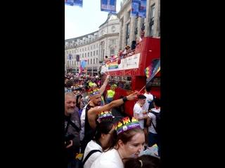 Gay pride 2018 london