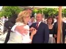 Hochzeit mit kleinem Chor der Don-Kosaken_ Ein Tänzchen mit Putin in Österreich