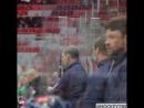 Тренеры во время игры