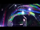 Фан Янг Мировой рекордсмен международный мастер жанра Шоу мыльных пузырей