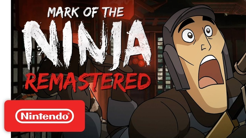 NS\PS4\XBO - Mark of the Ninja: Remastered