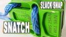 Break testing the Snatch linegrip SlackSnap