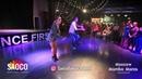 Sergey Gazaryan and Marta Khanna House dance Show at Moscow MamboMania weekend, Friday 26.10.2018