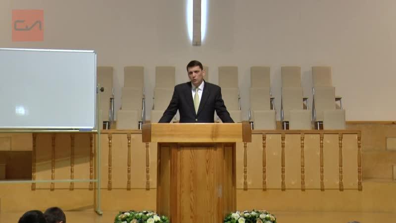 Андрей Вовк - Польза страданий ¦ Слово Истины
