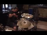Запись барабанов Cats Park