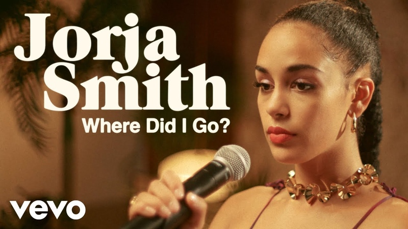Jorja Smith - Where Did I Go (Live) | Vevo UK LIFT