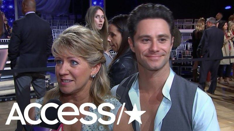 'DWTS': Tonya Harding On Having Allison Janney Support Her In The Crowd | Access