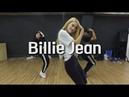 Billie Jean Michael Jackson Ruby Beginner Choreography
