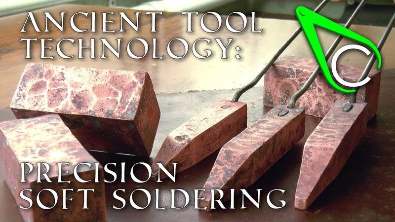 Antikythera Fragment 7 - Precision Soft Soldering