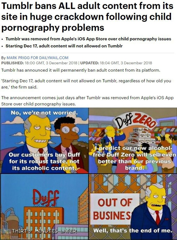 11 tumblr alternatives that still allow adult content filthy - 596×807